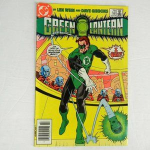 DC Comics Green Lantern #181 1984